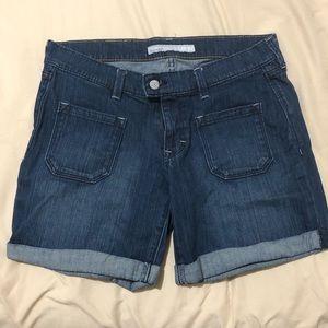 Old navy, midi length shorts